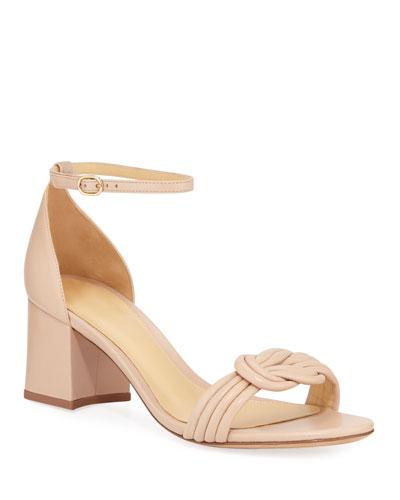 592994d2ea2 Designer Heel Sandals   Block Heel   T-Strap Sandals at Bergdorf Goodman