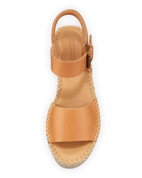 Minorca Platform Espadrille Sandals