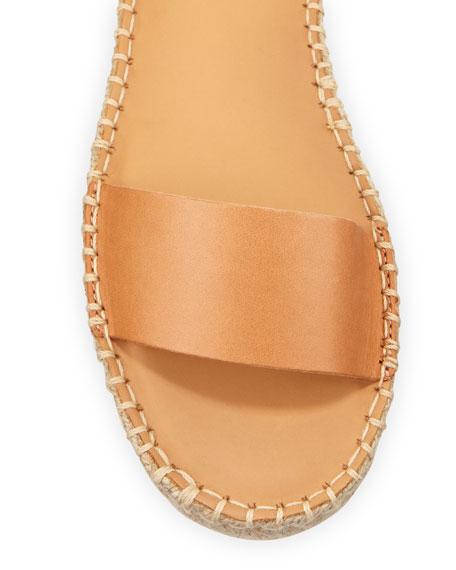 Cadiz Leather Platform Sandals