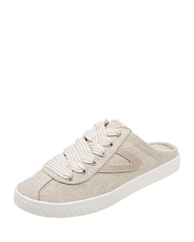 Cam Slip-On Canvas Sneakers