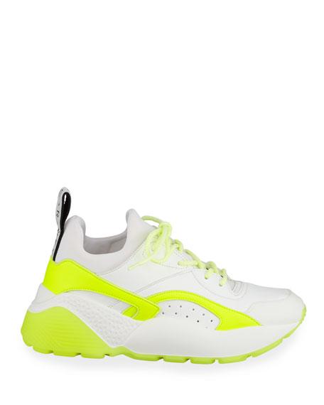 High Glow Eclypse Platform Sneakers