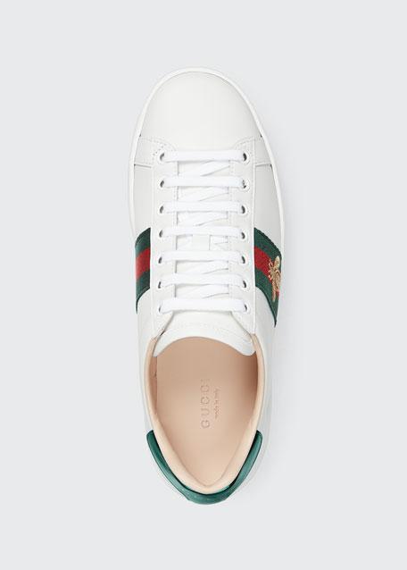 New Ace Platform Bee Sneakers