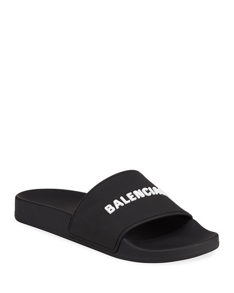 Logo Rubber Pool Slides