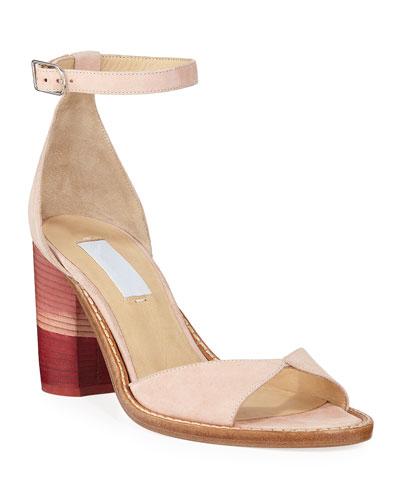 Adi Suede Ombre Sandals