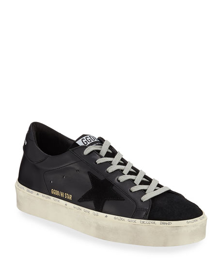 Hi Star Tonal Lace-Up Sneakers