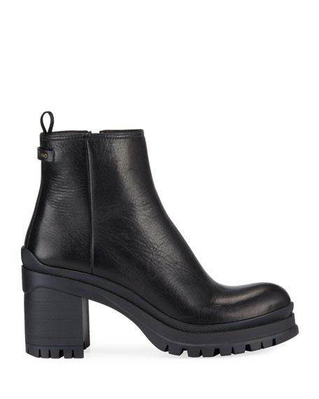 Cervo Lugged Boots