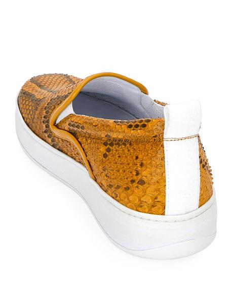 Python Platform Skate Sneakers