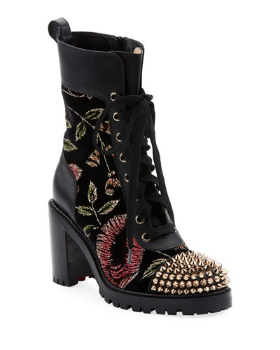 d052e6fb480 Designer Footwear : Leather Boots at Bergdorf Goodman