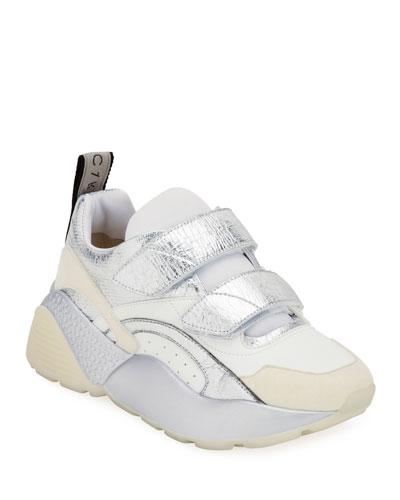 Eclypse Metallic Grip Sneakers