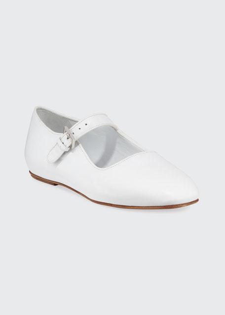Ava Mary Jane Ballerina Flats