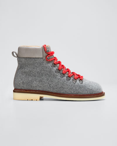 Lady Laxx Walk Cash Storm Hiker Booties