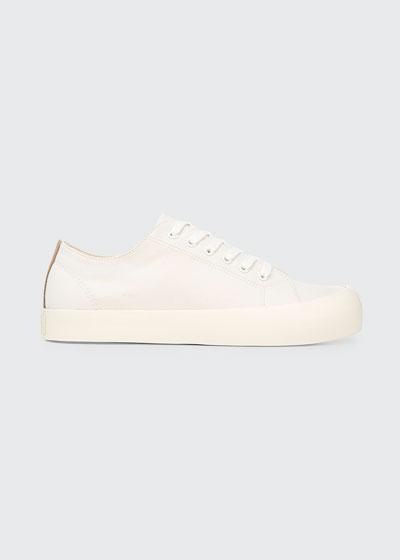 Norwell Canvas Platform Sneakers