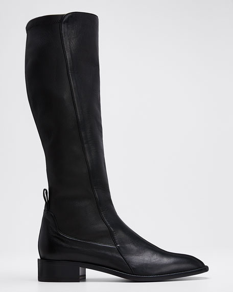 Tagastretch Over-The-Knee Red Sole Boots