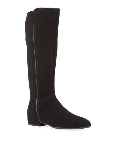 Ursele Stretch Knee Boots