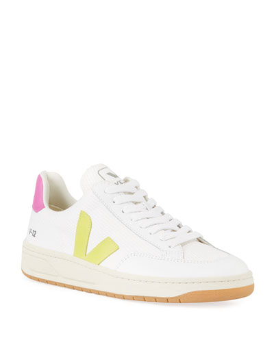 V12 Leather Sneakers