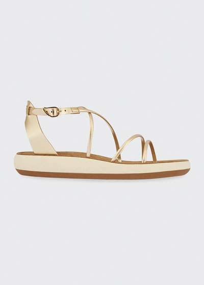 Anastasia Comfort Strappy Sandals