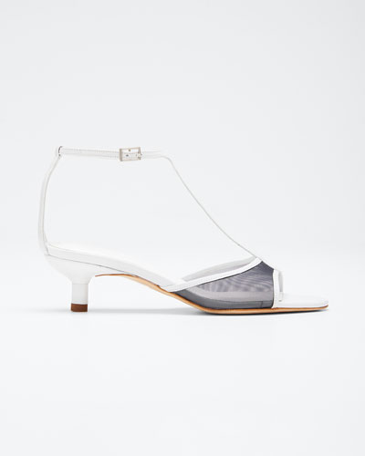 Baby Mesh T-Strap Sandals