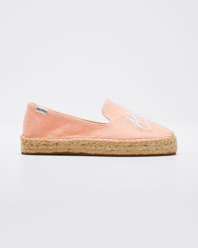 Aloha Espadrille Flatform Slippers