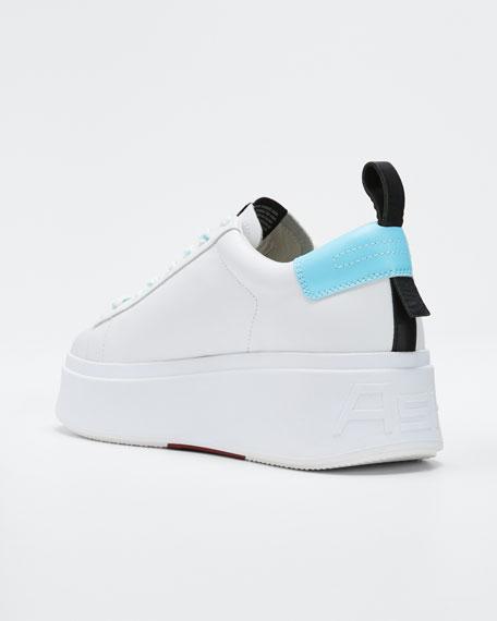 Moon Low-Top Platform Sneakers