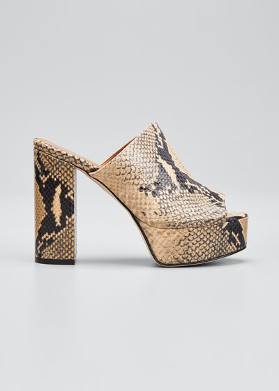 Python-Print Slide Mules