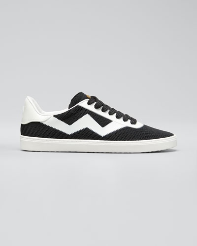Daryl Low-Top Sport Knit Sneakers