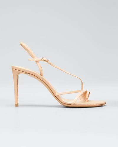 Elements 85mm Leather Toe-Loop Sandals