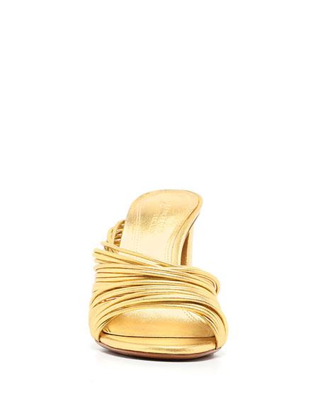 Zelie Strappy Slide Sandals