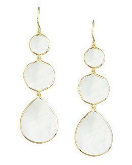 Ippolita Gelato Mother-of-Pearl Earrings