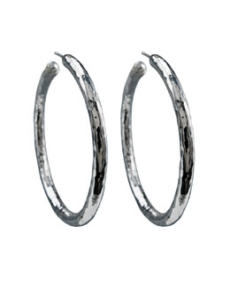Glamazon Hoop Earrings, Medium