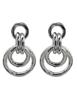 Ippolita Glamazon Jet-Set Earrings
