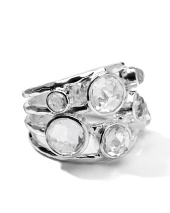 Quartz Constellation Ring