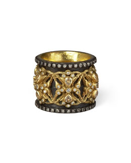 Armenta Wing of Fortune Ring