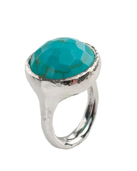 Turquoise Lollipop Ring
