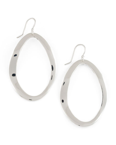 Scultura Oval Earrings