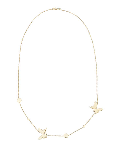 LNG BUTTERFLY NECK