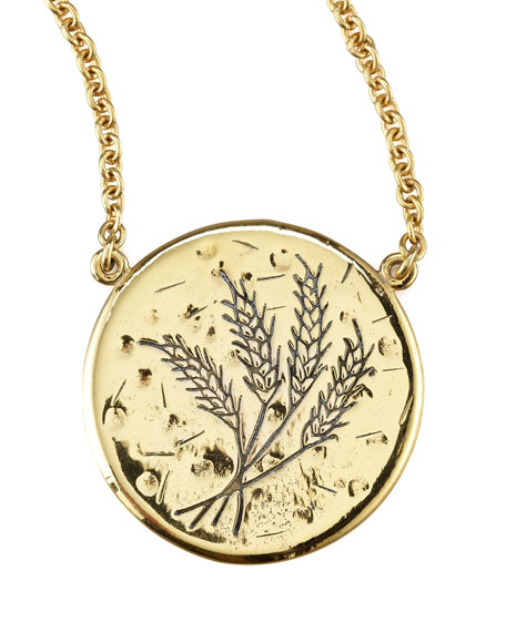 Astrology Necklace, Virgo