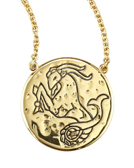 amy zerner astrology necklace
