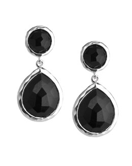Ippolita Black Onyx Drop Earrings