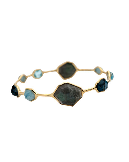 Gold Starry Bangle