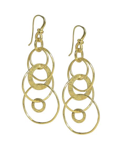 Glamazon Multi-Link Jet-Set Earrings