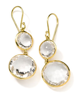 Ippolita Gelato Round-Drop Earrings
