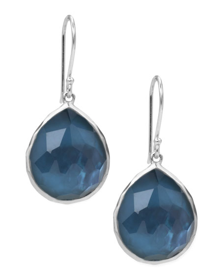 Wonderland Teardrop Earrings, Mini