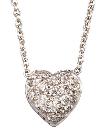 1549 DIA PUFFED HEART NECK