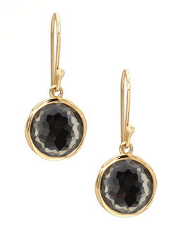 Ippolita Pyrite Lollipop Earrings, Mini
