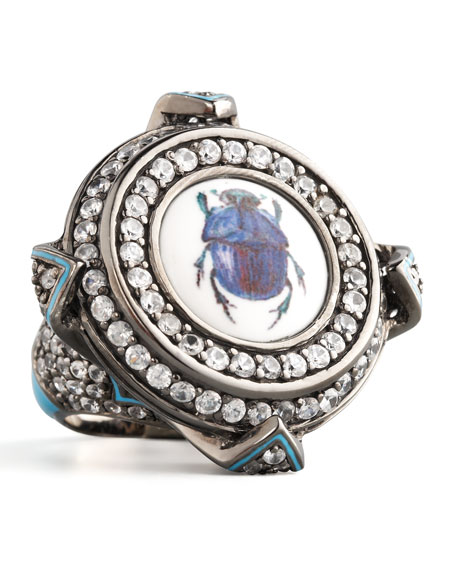 Beetle Cornerstone Ring
