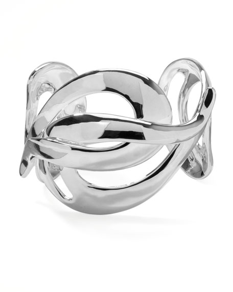 Scultura Interlocking Cuff, Large