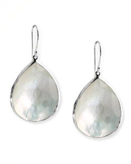 Ippolita Mother-of-Pearl Teardrop Earrings, Large