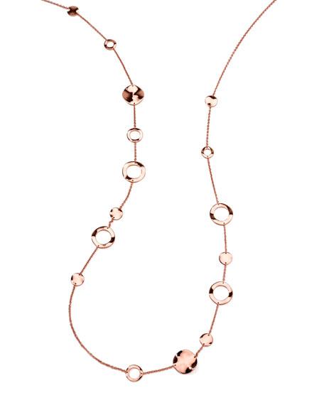 Rose Station Necklace