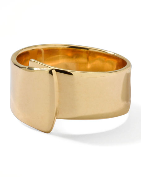 SMOOTH JULIET WRAP RING