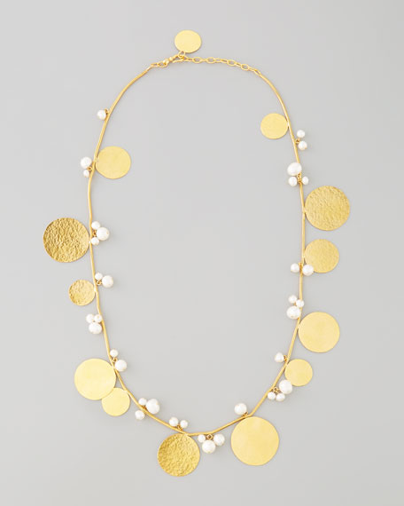 Pastilles Pearl Necklace